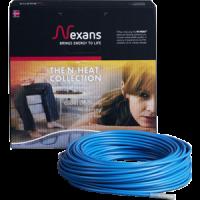 Теплый пол Nexans нагревательный кабель TXLP/1 500/17, 3,3 м.кв.