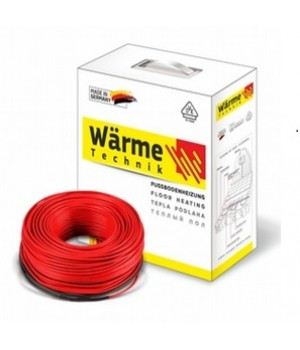 Теплый пол Wärme Twin flex cable 150 w