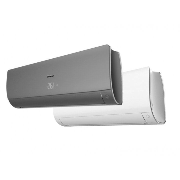 Кондиционер Haier AS25S2SF1FA-BC Wi-Fi mat black