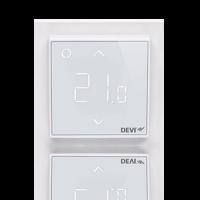 Терморегулятор DEVIreg Smart white