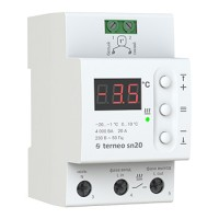 Терморегулятор Terneo sn 20А