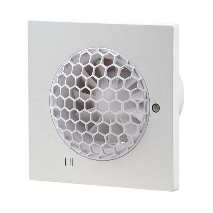 Бытовой вентилятор вытяжной Вентс 100 Квайт С (Vents QUIET100 С)